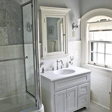 Traditional Bathroom by Kowalske Kitchen & Bath