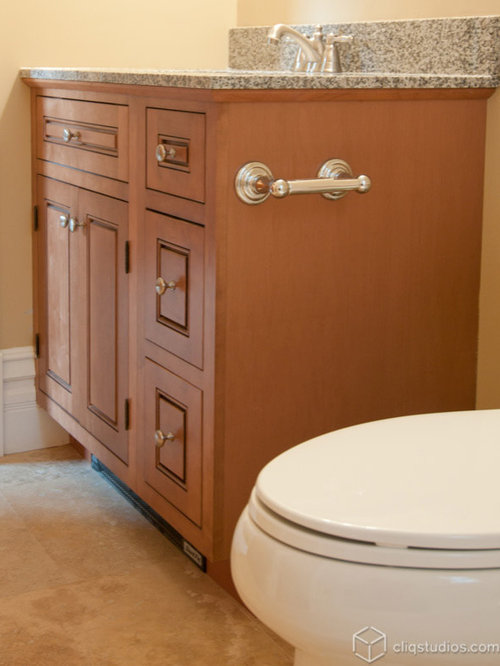 Historical Home Maple Kitchen Remodel