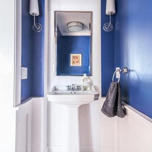 Royal Blue Bathroom Ideas Houzz