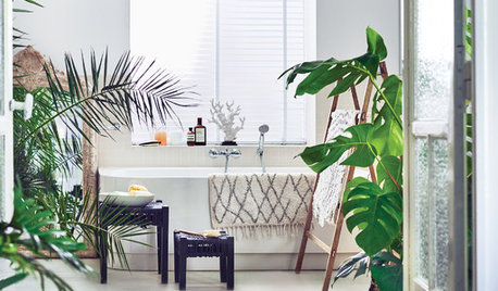 Picture Perfect: 20 Wonderful Ways to Add Plants to Your Bathroom