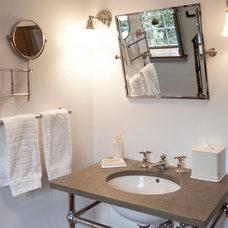 Traditional Bathroom Hobday