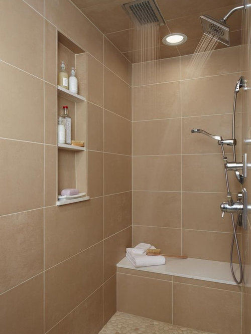 Shower Enclosures Tiled Walls
