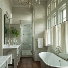 Traditional Bathroom by Geoff Chick & Associates