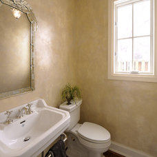 Traditional Bathroom by Interiors By Holly
