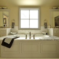 Transitional Bathroom by Interiors By Holly