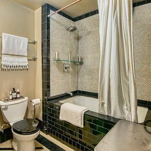 Bathroom - eclectic bathroom idea in Los Angeles