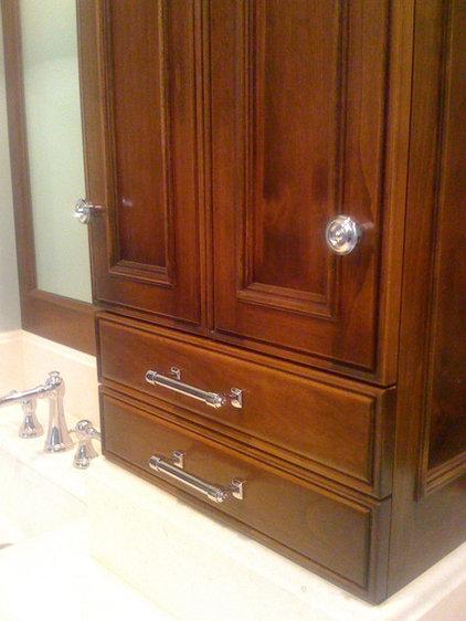Contemporary Bathroom by Silver Hammer Design