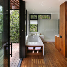 Modern Bathroom by Marmol Radziner