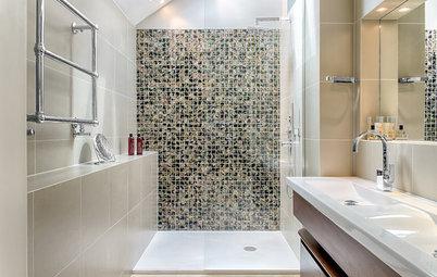 Conseils de pro pour am nager une salle de bains dans - Amenager une douche a l italienne ...