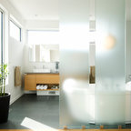 Hillside Modern Modern Bathroom Seattle By