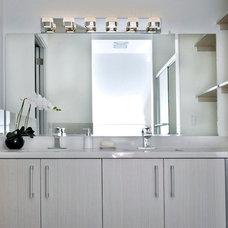 Contemporary Bathroom by Maxim Lighting International
