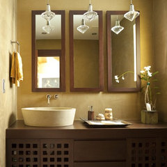modern bathroom by Architectural Design Consultants
