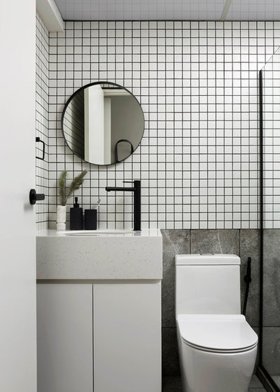Contemporary Bathroom by Studio FortyFour