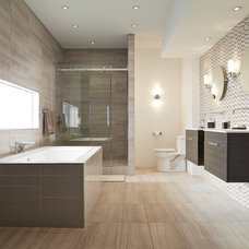 Modern Bathroom by The Home Depot Canada