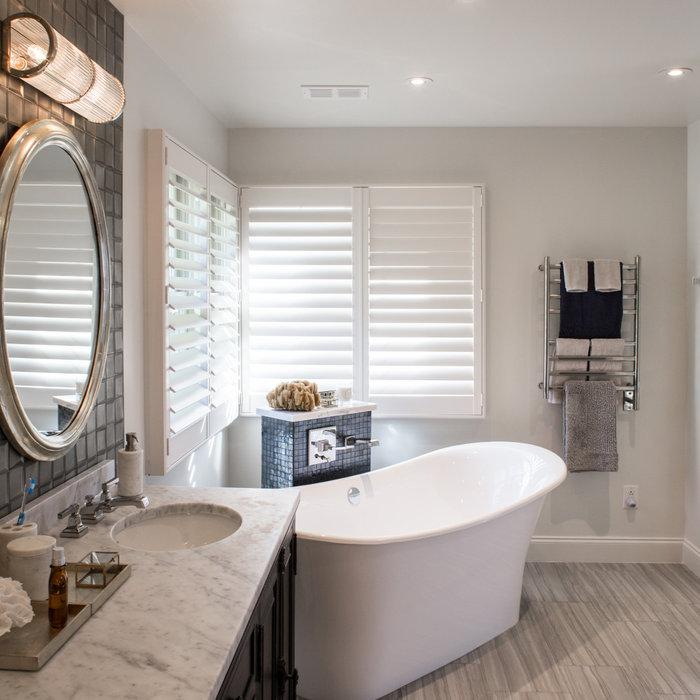 Master Bathroom Suite renovation