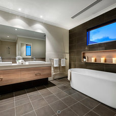 Contemporary Bathroom by Webb & Brown-Neaves