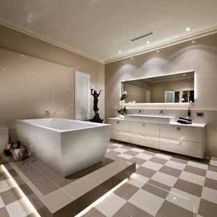 Mocha Bathroom Ideas Photos Houzz