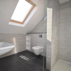Contemporary Bathroom by Ashville Inc