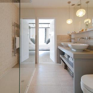 split bathroom | houzz