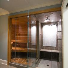 Contemporary Bathroom by Dave Tilly & Associates LLC