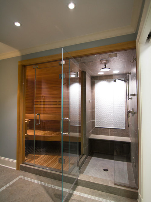 Best Sauna Shower Design Ideas Amp Remodel Pictures Houzz