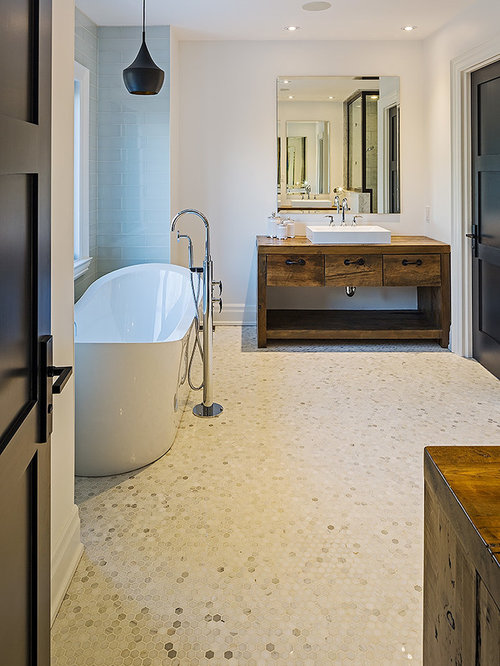 Light Over Tub | Houzz