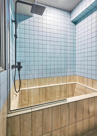 北欧 浴室 by Studio FortyFour