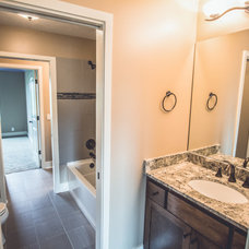 Traditional Bathroom by Complete Custom Homes