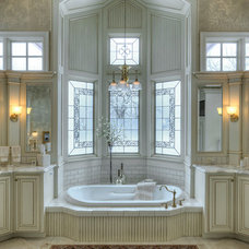 Traditional Bathroom by Ashner Construction