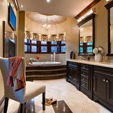 Contemporary Bathroom by Lionsgate Design