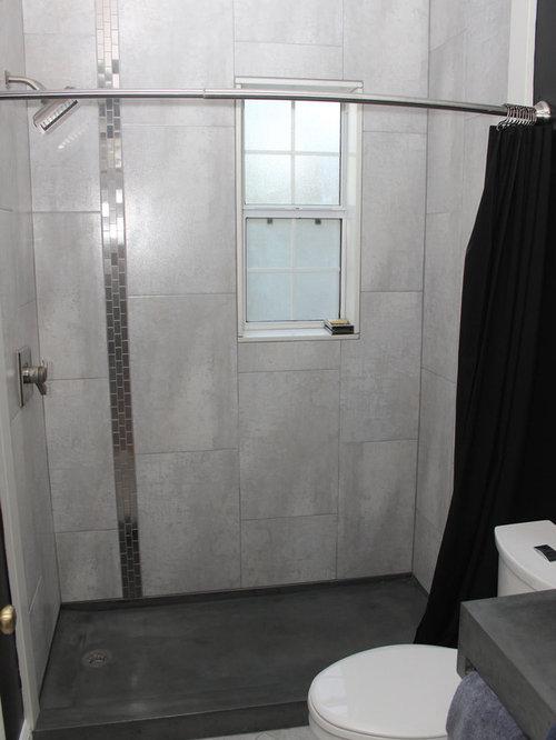 Precast Concrete Shower Pan Home Design Ideas Pictures