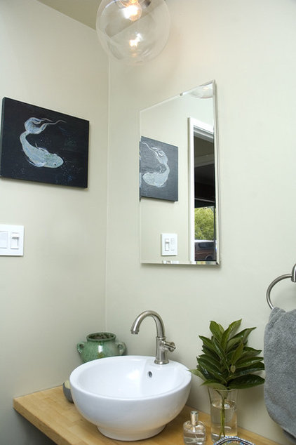 Contemporary Bathroom by Inspire Your Life Style