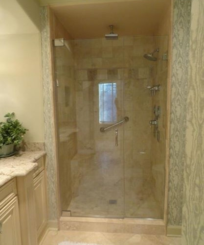 Elegant Master Bathroom, Ellicott City, MD