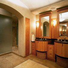 Contemporary Bathroom by Bjella Architecture and Interior Design