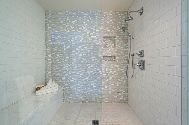 Contemporary Bathroom by Lorrien Homes & Remodeling