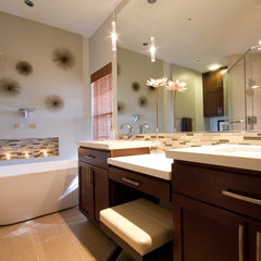 contemporary bathroom by AB Design Elements, LLC