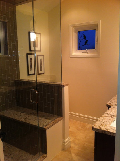 Traditional Bathroom by 2Co.Design Build Inc.