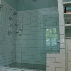 Traditional Bathroom by Soorikian Architecture