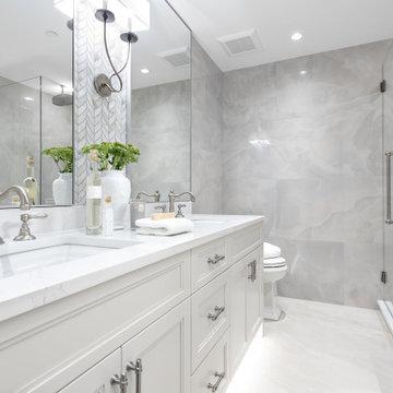 Home Renovation - Casual Elegance On Edgemont