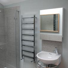 Contemporary Bathroom Home Renovation im South West London