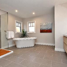 Traditional Bathroom by Lori Pedersen Home Staging+Styling