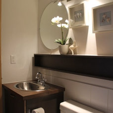 Bathroom by REDESIGN4MORE | Toronto's Home Staging  Solution