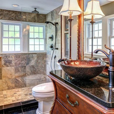 Traditional Bathroom by Wolford Building & Remodeling