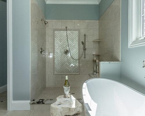 Mediterranean Louisville Bathroom Design Ideas Remodels Photos