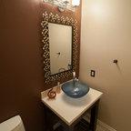 Guest Bathroom Suite Contemporary Bathroom Other
