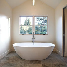 Contemporary Bathroom by James Witt Homes