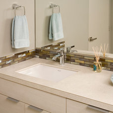 Contemporary Bathroom by Chown Hardware
