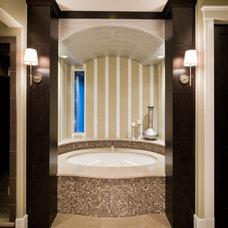 Contemporary Bathroom by Aneka Interiors Inc.