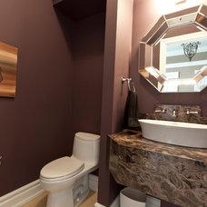 Contemporary Bathroom by Fourteen Estates