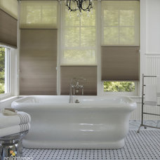 Traditional Bathroom by Budget Blinds of Dallas & Park Cities